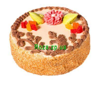 """""""Бисквитный торт"""" в интернет-магазине цветов roza.zp.ua"""