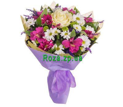 """""""Летний букет"""" в интернет-магазине цветов roza.zp.ua"""