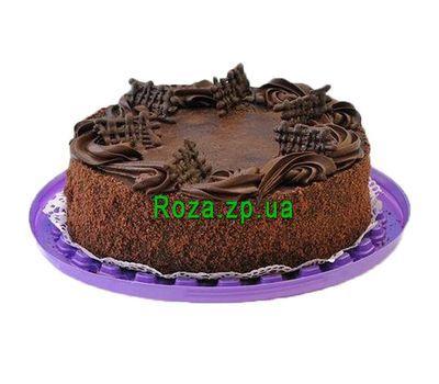 """""""Шоколадный торт"""" в интернет-магазине цветов roza.zp.ua"""