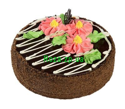 """1 kg cake"" in the online flower shop roza.zp.ua"
