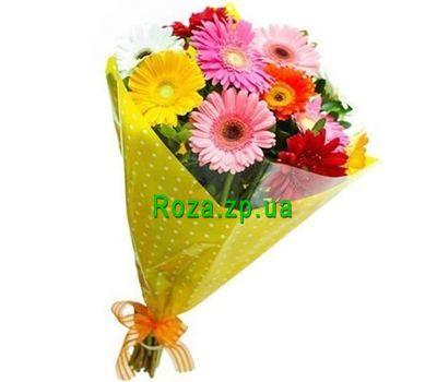 """Bouquet of 11 gerberas"" in the online flower shop roza.zp.ua"