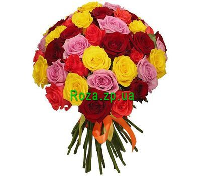 """Bouquet of 39 roses"" in the online flower shop roza.zp.ua"