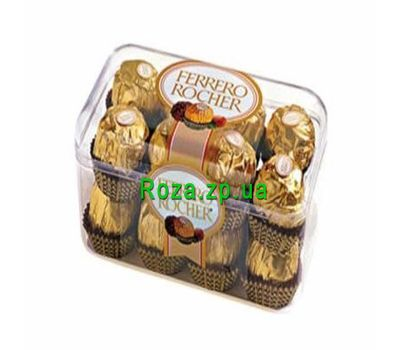 """Candy - Ferrero Rocher"" in the online flower shop roza.zp.ua"