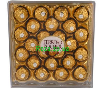 """Ferrero Rocher"" in the online flower shop roza.zp.ua"
