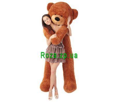 """""""Teddy bear 2 meters"""" in the online flower shop roza.zp.ua"""