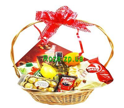 """Gift set"" in the online flower shop roza.zp.ua"
